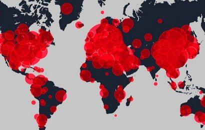 Los casos de Covid-19 en todo el mundo superan los 10 millones y el número de muertos se acerca rápidamente a medio millón